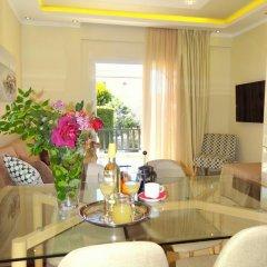Отель Aeollos Греция, Пефкохори - отзывы, цены и фото номеров - забронировать отель Aeollos онлайн интерьер отеля фото 2