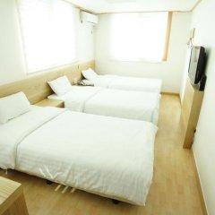 Отель Blessing in Seoul 2* Стандартный номер с различными типами кроватей фото 2