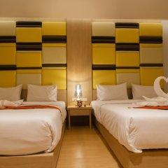 Platinum Hotel 3* Улучшенные апартаменты разные типы кроватей фото 12