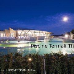 Hotel Alexander Palme Кьянчиано Терме бассейн фото 3
