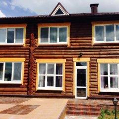 Гостиница Cottage on Zelenougorskoy Вилла с различными типами кроватей