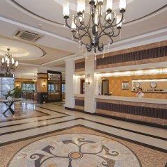 Can Garden Resort Турция, Чолакли - 1 отзыв об отеле, цены и фото номеров - забронировать отель Can Garden Resort онлайн интерьер отеля фото 3