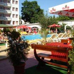 Апартаменты Bulgarienhus Polyusi Apartments Солнечный берег бассейн