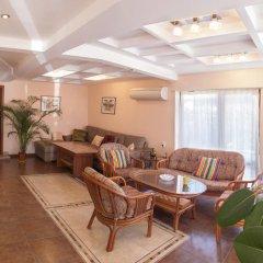 Отель Villa Albena Bay View Болгария, Балчик - отзывы, цены и фото номеров - забронировать отель Villa Albena Bay View онлайн интерьер отеля