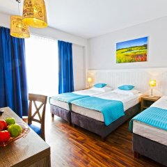 Отель Ach Mazury Stanica Mikolajki комната для гостей фото 4