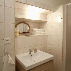 Отель Oldtown Square Cape Чехия, Прага - отзывы, цены и фото номеров - забронировать отель Oldtown Square Cape онлайн ванная
