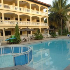 Sunu Hotel (Ex-Sarges Hotel) in Kololi, Gambia from 79$, photos, reviews - zenhotels.com pool