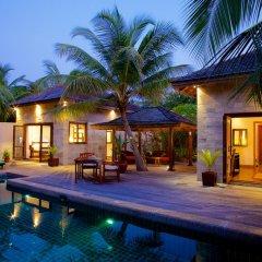Отель Kuredu Island Resort 4* Вилла с различными типами кроватей фото 10