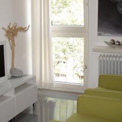 Апартаменты Business meets Düsseldorf Apartments Дюссельдорф комната для гостей фото 4