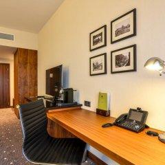 DoubleTree by Hilton Hotel Lodz 4* Стандартный номер с различными типами кроватей фото 6