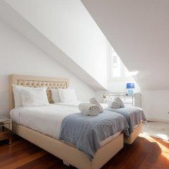 Отель Luxury Suites Liberdade Апартаменты с различными типами кроватей фото 7