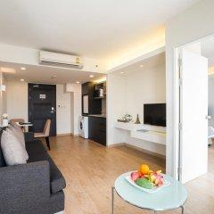 At Mind Premier Suites Hotel 3* Улучшенная студия с различными типами кроватей фото 4