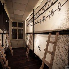 Copenhagen Backpackers Hostel Кровать в общем номере с двухъярусной кроватью фото 2