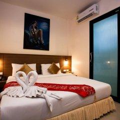 The Wave Boutique Hotel 3* Стандартный номер с различными типами кроватей фото 5
