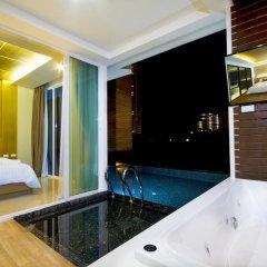 Отель Hamilton Grand Residence 3* Люкс с различными типами кроватей фото 20