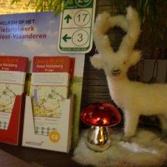 Отель Malleberg Бельгия, Брюгге - отзывы, цены и фото номеров - забронировать отель Malleberg онлайн с домашними животными