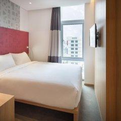 Отель Travelodge Dongdaemun Seoul 3* Стандартный номер с различными типами кроватей фото 2