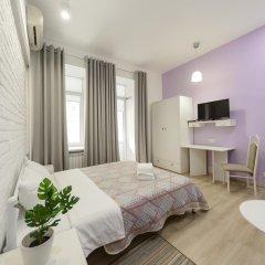 Бассейная Апарт Отель Апартаменты с разными типами кроватей фото 10