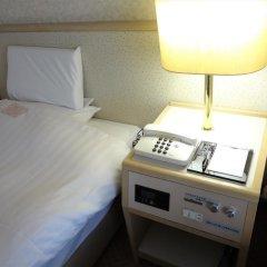 Toyama Chitetsu Hotel 2* Стандартный номер фото 2