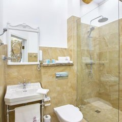 Бутик-Отель Росси 4* Стандартный номер двуспальная кровать фото 10