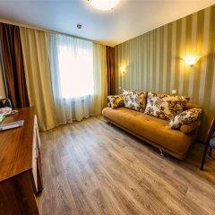 Гостиница Аврора 3* Люкс с разными типами кроватей фото 4