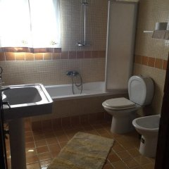 Отель Belvedere Holiday Home Сиракуза ванная