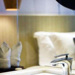 Paco Hotel Guangzhou Gangding Metro Branch 4* Улучшенный номер с различными типами кроватей фото 4