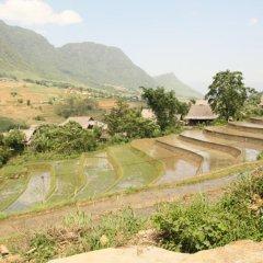 Отель Tavan Ecologic Homestay Вьетнам, Шапа - отзывы, цены и фото номеров - забронировать отель Tavan Ecologic Homestay онлайн бассейн