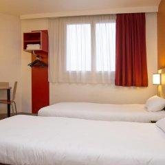 Отель Première Classe Lille Centre Стандартный номер с 2 отдельными кроватями