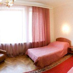 Гостиница Жовтневый 2* Улучшенный номер разные типы кроватей фото 4