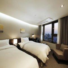 Отель Ramada Encore Seoul Magok 3* Стандартный номер с 2 отдельными кроватями