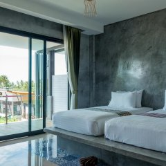Отель Pinky Bungalow Ланта комната для гостей фото 5