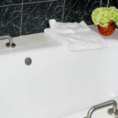 Отель Guacamaya Inn B&B Сан-Педро-Сула ванная фото 2