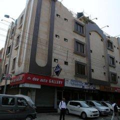 Отель Ananda Delhi Индия, Нью-Дели - отзывы, цены и фото номеров - забронировать отель Ananda Delhi онлайн парковка