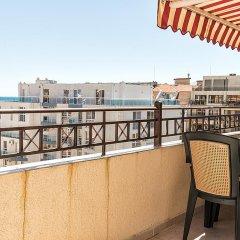 Отель Europe Apartments Болгария, Поморие - отзывы, цены и фото номеров - забронировать отель Europe Apartments онлайн балкон