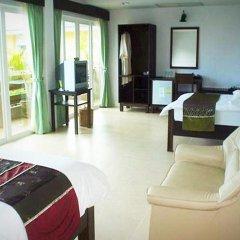 Отель Bacchus Home Resort 3* Семейный номер Делюкс с двуспальной кроватью фото 4
