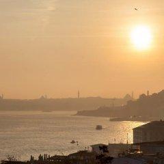 Апартаменты Tarus Bosphorus Apartments Besiktas пляж