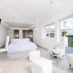 Отель Villa 7th Heaven Beach Front 4* Вилла с различными типами кроватей фото 10