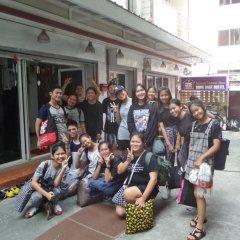 Home Base Hostel Adults Only Бангкок развлечения