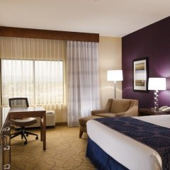 Отель DoubleTree by Hilton Carson 3* Стандартный номер с различными типами кроватей фото 4