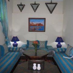 Отель Dar Yanis Марокко, Рабат - отзывы, цены и фото номеров - забронировать отель Dar Yanis онлайн комната для гостей фото 4