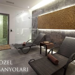 Ikbal Thermal Hotel & SPA Afyon 5* Стандартный номер с различными типами кроватей фото 2