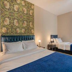 Museum Hotel Orbeliani 4* Стандартный семейный номер с двуспальной кроватью фото 2