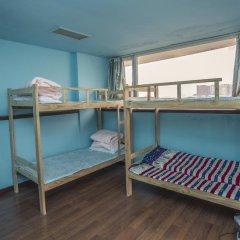 Housheng Youth Hostel Кровать в общем номере с двухъярусной кроватью фото 2