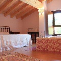 Отель Posada el Campo Улучшенный номер с различными типами кроватей фото 7
