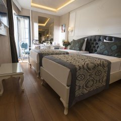 Antusa Palace Hotel & Spa 4* Стандартный семейный номер с двуспальной кроватью
