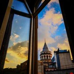 Отель World House Istanbul Кровать в общем номере фото 4