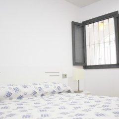 Отель Hostal El Arco Апартаменты с различными типами кроватей фото 15