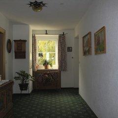 Отель Gasthof Bundschen Сарентино интерьер отеля