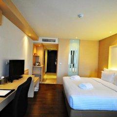 Отель PARINDA 4* Номер Делюкс фото 11